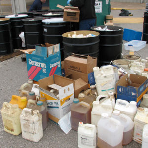 Cover photo for Pesticide Disposal Day