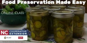 Cover photo for Food Preservation Made Easy