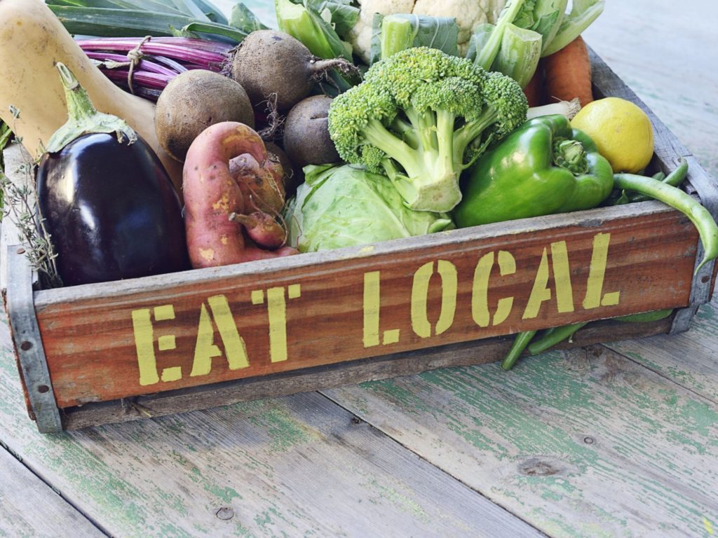 Mitchell County Eat Local