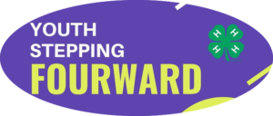 4-H Youth Stepping FOURWARD