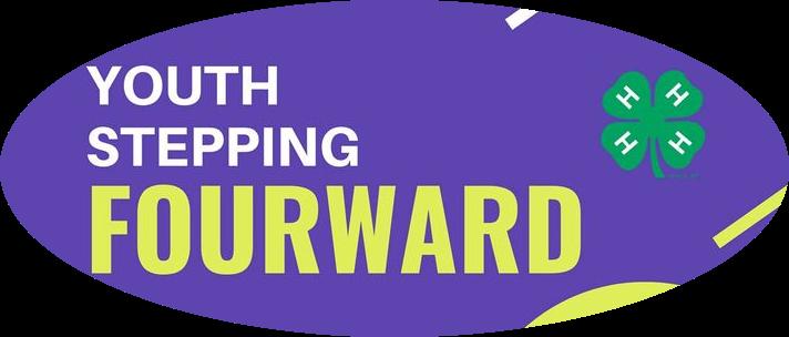 4-H Youth Stepping FOURWARD