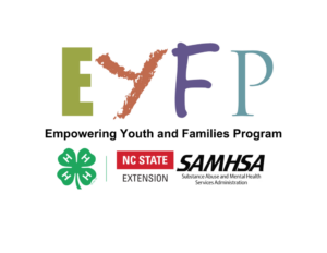 Empowering Youth and Families Logo
